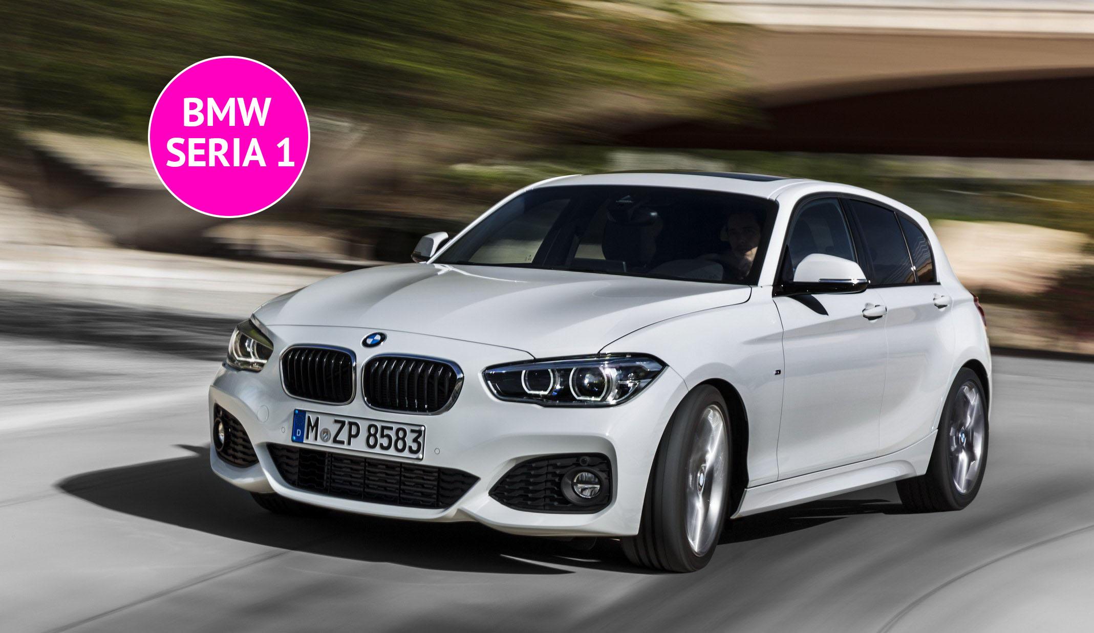 BMW SERIA1 - CADOU AVON REPREZ