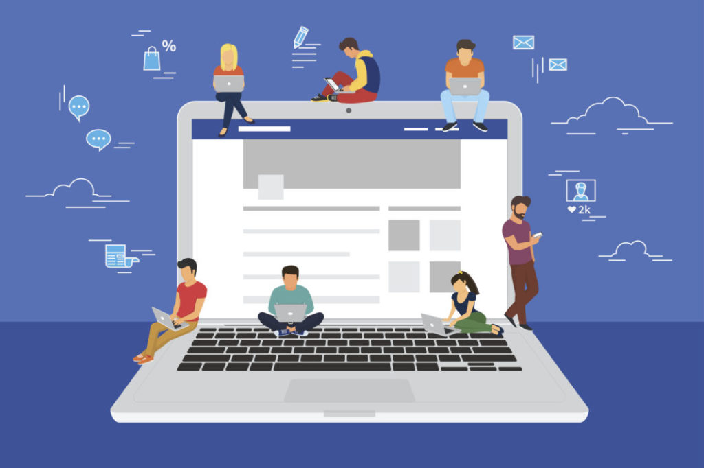 strategie de vanzare - facebook